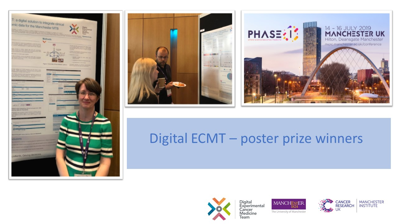 Phase 1 Conference - winners! - digitalECMT